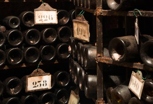 rangement cave vin